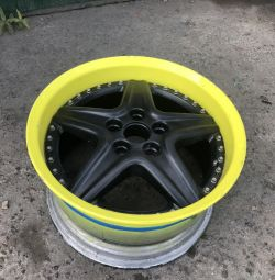 1 disk R17 5x114.3