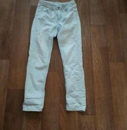 джинси літо
