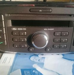 Audio system FORD FOCUS