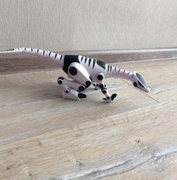 динозавр робот
