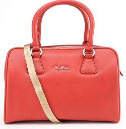 Yeni deri bayan çantası Tony Perotti (İtalya)