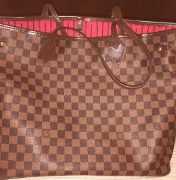 Geanta Louis Vuitton Neverfull mm