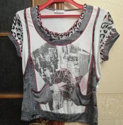 T-shirt, μπλούζα