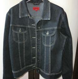 Jacheta de blugi nou