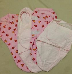 Cocoon Swaddles