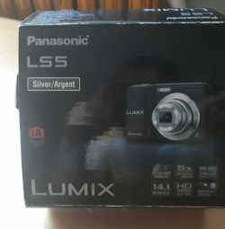Фотоаппарат Panasonic LUMIX LS5