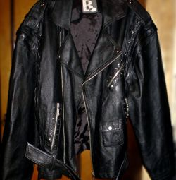 Куртка байкера Косуха (нат. Шкіра, р.54-58)