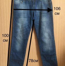 Jeans Motor nou