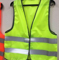 Signal waistcoats GOST