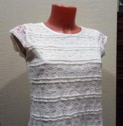 Guipure T-shirt