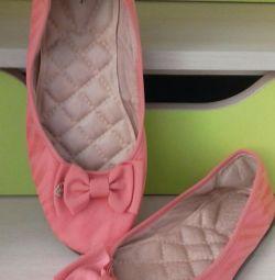 Ballet Shoes?
