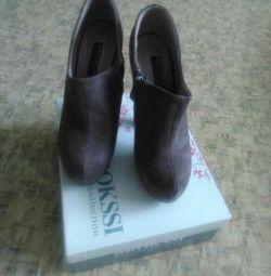 μπότες αστραγάλων για γυναίκες