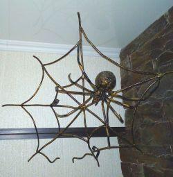 Spider forjat