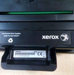 Χρησιμοποιημένη κασέτα για αντιγραφή / σάρωση / αποστολή φαξ στη Xerox
