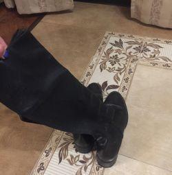 Kadın Botları çorapları, İtalya