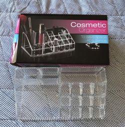 Organizator de produse cosmetice
