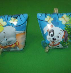 Παιδικά μαξιλαράκια για κολύμπι Disney 3-6 χρόνια