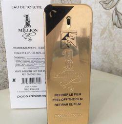 ?Perfume male 1 MILLION tester
