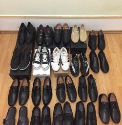 Чоловіча сортована взуття