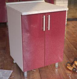 Cupboard with ShN-60 doors