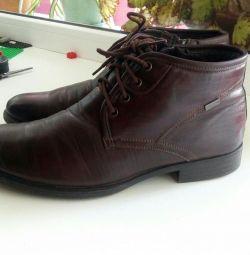 Semi boots p.42 Winter