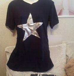 Takım Elbise: Tişört + şort çizgili
