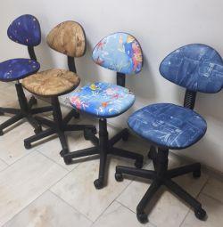 Крісла дитячі Логіка