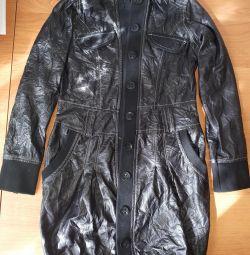 Куртка парка на девочку 10-12 лет.