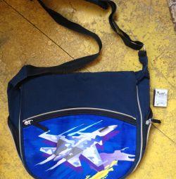 Τσάντα ώμου για αγόρι