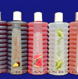 Foam different for bath 50 ml and 1000ml