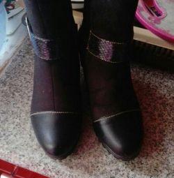 Yeni kış botları!