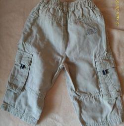 Ένα πακέτο παντελόνι και τζιν για το αγόρι, υπάρχουν 4 τεμ.