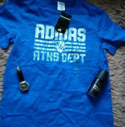 T-shirt Μάρκα ADIDAS πρωτότυπο