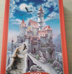Castelul și lupul