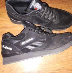 Yeni ayakkabılar! 28cm profili gör