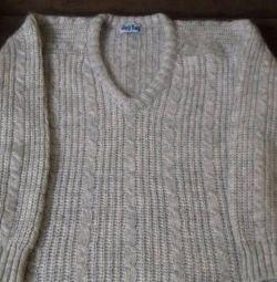 Sweater mohair