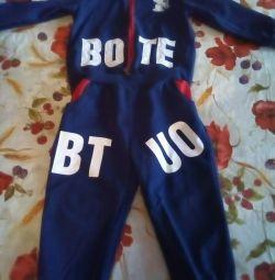 Costume sportive