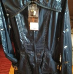 Women's raincoat new 42-44r.
