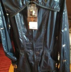 Women's raincoat new 42-44r.