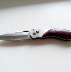 Нож складной автоматический
