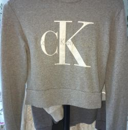Calvin Klein Orijinal Calvin Klein Kazak XS
