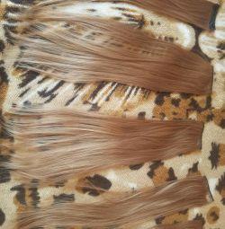 Tress Light Blonde Hair, Artificial