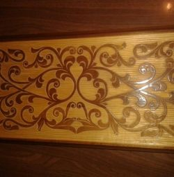 Backgammon realizat manual