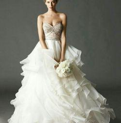 Свадебное платье стиль испанка The Watters Priya