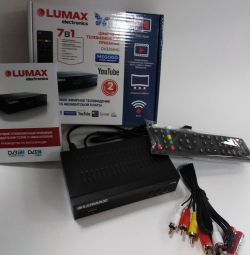 Digital set-top box Lumax 3205