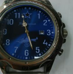 Men's watch STAINLESS STEEL BACK