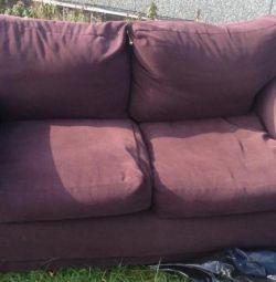 **FREE** 2 Seater Sofa **FREE**
