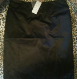 Stylish gloved pencil skirt new