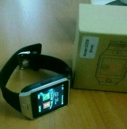 Έξυπνο ρολόι έξυπνο ρολόι DZ09 νέο σε κουτί