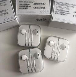 Νέα ακουστικά της Apple